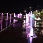 La fontana del lungomare