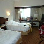 Sunway hotel Hanoi (Vietnam) chambre twin