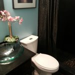 two of two bathrooms in main house