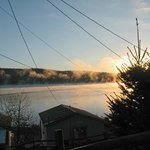 Otsego Lake from Room 119