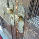 Sweet door
