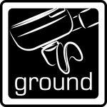 Ground Coffee House logo