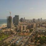 Great view of Tel Aviv