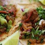 so tasty tacos al pastor