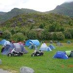 moskenes camp