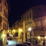 El Corso - view from the Il Marzocco room