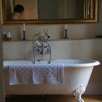 Traditionelles aber modernes Bad