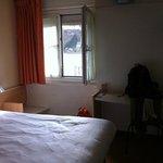 Simple but adequate room