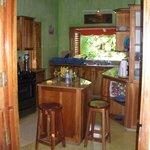 Clandestino kitchen