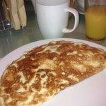 Omelette a colazione