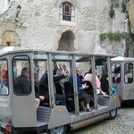 il trenino ad Avignone