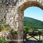 Porta del mastio della Rocca di Pietracassia