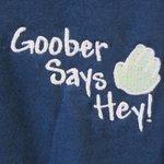 Goober Says Hey!