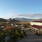 Lake Titicaca from hotel