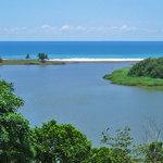 Laguna on Carate Beach