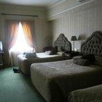 """""""Princess Room"""" at the Arbutus Hotel"""