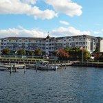 The Watkins Glen Harbor Hotel
