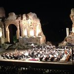 A concert in the Greek amphitheater - spectacular!
