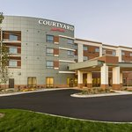 Brand New Courtyard by Marriott Hotel