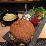 Boff burger