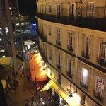 Balcony ledge