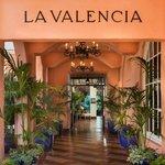 La Valencia Entrance