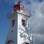 Victoria-by-the-Sea Range Lighthouse-west of Charlottetown