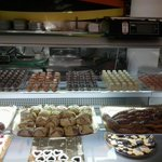 Our Pastry Counter