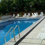 Me encanto la piscina y una excelente atencion de la guardavias Analia
