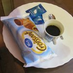 Pessima colazione servita in camera!