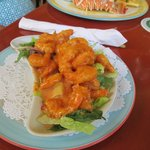 delicious Bang Bang Shrimp