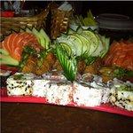Uma das melhores comidas japonesa que já provei!