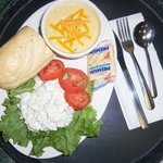 Chicken Salad Plate