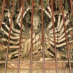 Thousand armed Guanyin