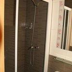 Room 302 - bathroom