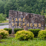 Lake Stephens Entrance