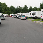 RV Campground at Lake Stephens