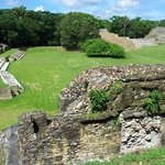 Myan Ruins at Altun Ha.