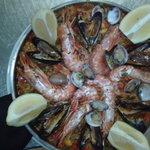 paella mixta tradicional