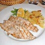 Grilled Lake Fish: Pesce di Lago alla griglia