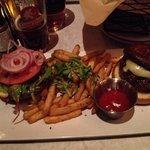 A great burger