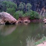 Day trip to Windjana Gorge