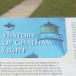 History of Chatham lighthouse