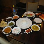 curry for one - room service
