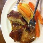 Super delicious food at Jury's Inn