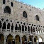 Palacio Ducal, Plaza san Marcos ...se abren las puertas a Venecia