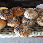 Fresh Homemade Bagels