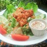 Thai Fish Cake Salad (special)