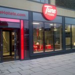 Photo de Tune Hotel Haymarket, Edinburgh