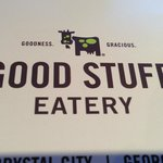 Good Stuff Eatery sign